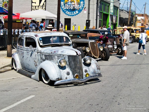 Invasion Car Show–Deep Ellum, Dallas, Texas