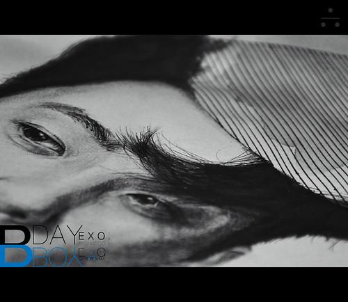 BDay Boy Kyungsoo fanart - closeup
