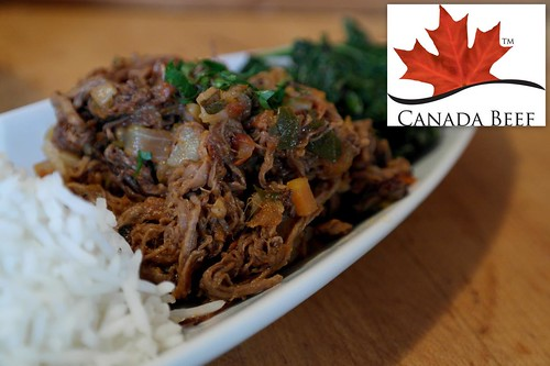 Panamanian Ropa Vieja with Canadian Beef
