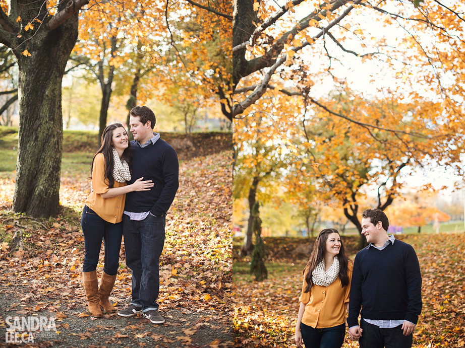 Melissa + Matt | Engaged!