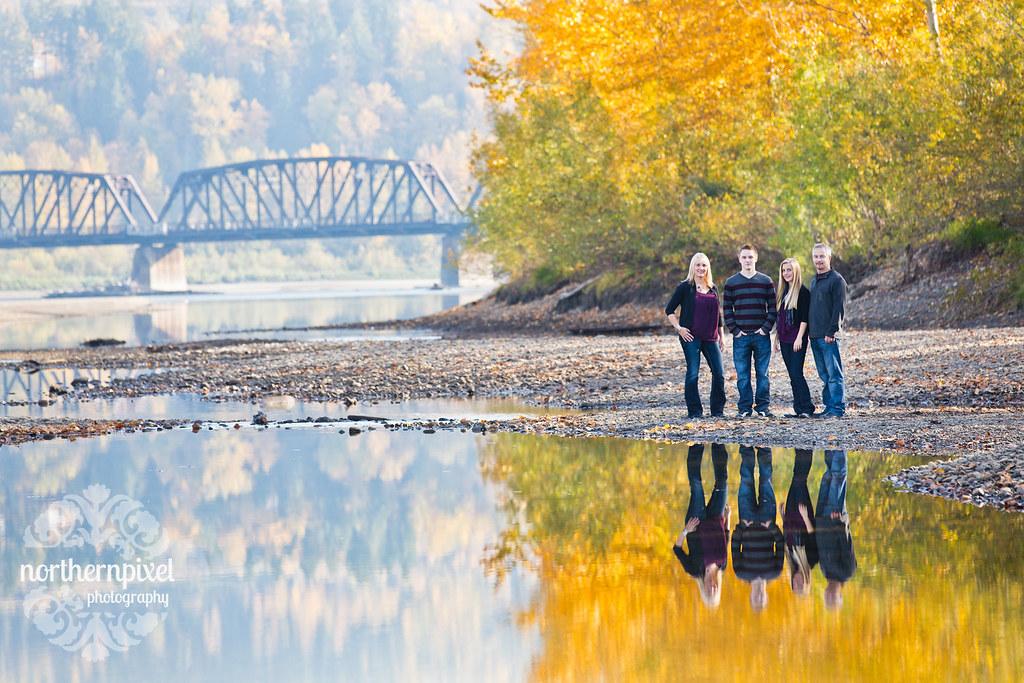 Prince George BC Family Photos - Cottonwood Island Park