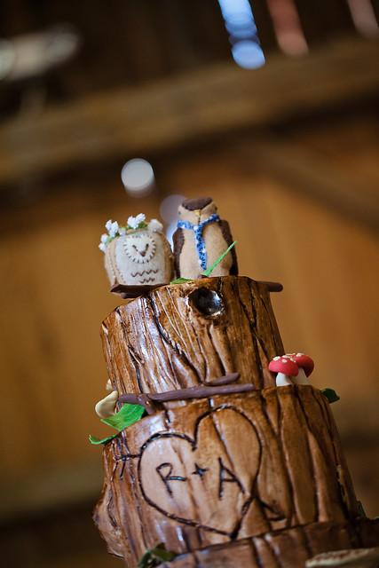 Our Woodland Cake