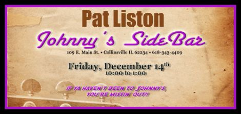 Pat Liston 12-14-12
