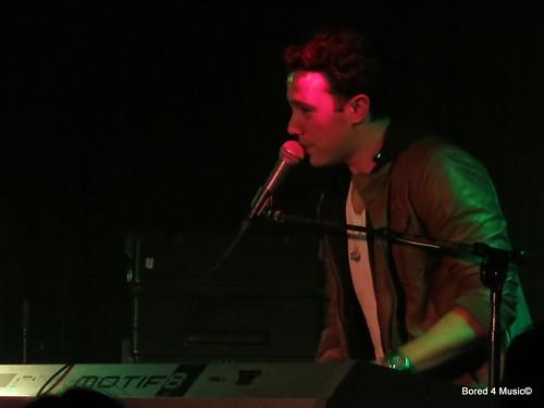 The Girls, Jones St. Station, & Jared Lee @ The Viper Room [12/14/12]