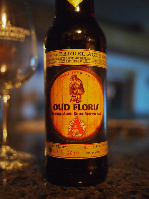 Avery Barrel-Aged Series 12 - Oud Floris