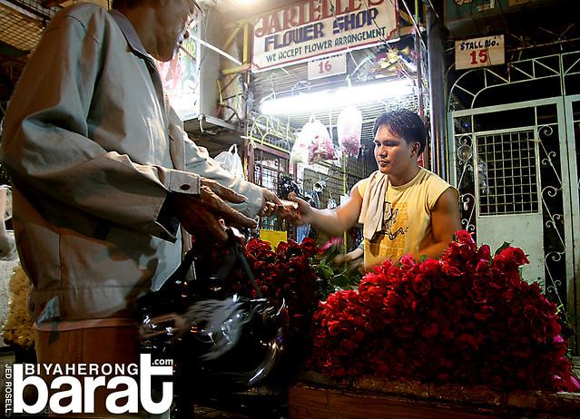 roses for sale in dangwa sampaloc manila