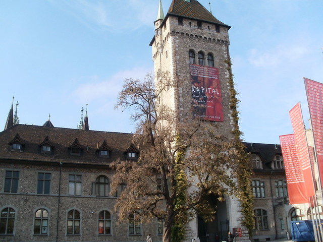 My Vueling City Zurich