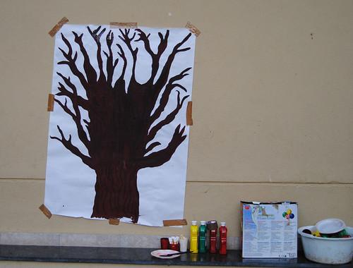 L'arbre pare a l'esplai