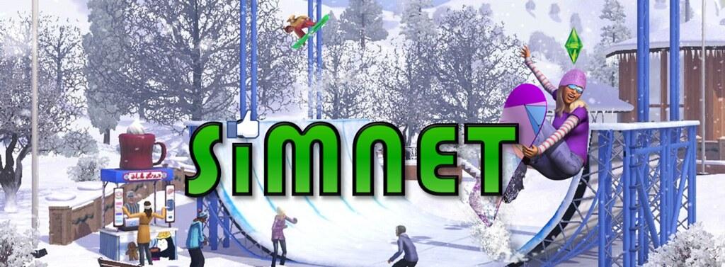 simnet facebook winter