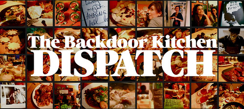 The Backdoor Kitchen Dispatch