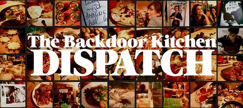 The Backdoor Kitchen Dispatch