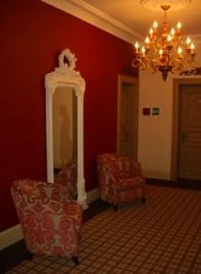 Gstaad Palace - dans les étages