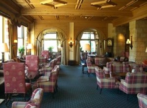 Gstaad Palace - bar