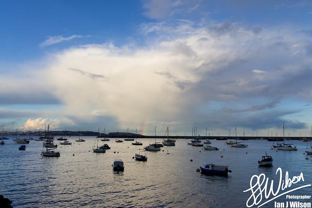 Torbay Rainbow – Daily Photo (15th November 2012)