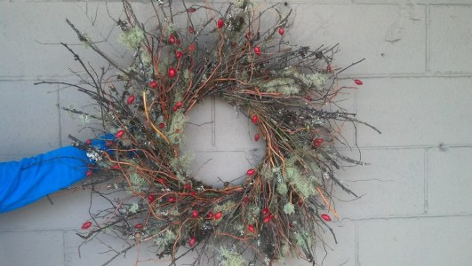 Twig Fall Wreath