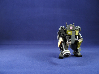 MgN-333 MARMOSET: plasma gunner