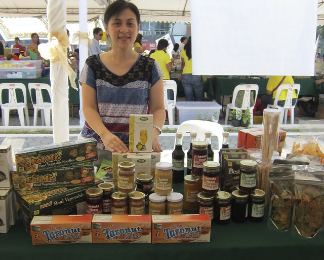 Healthy Village's Guava & Strawberry Jams, Peanut Butter & more ONLY at Morning Mercato's Healthy, Organic & All-Natural market....