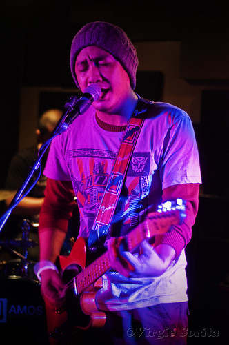 Electric Princess at Amos Cafe - Nov. 23, 2012
