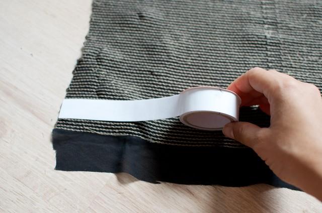 DIY Sequin Maxi Skirt 10