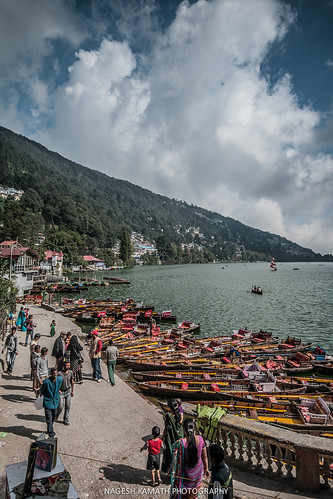One fine day at Naini Lake