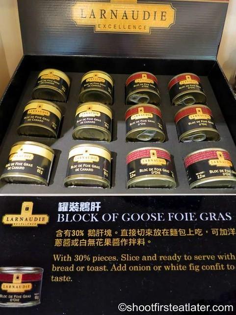 Larnaudie bloc de foie gras