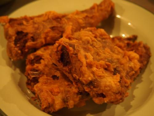 Bengali lamb chops