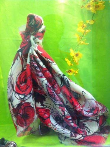 Teeny Drapred Dress @ B&J Fabrics