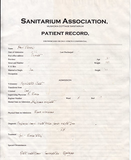 Patient Record 5