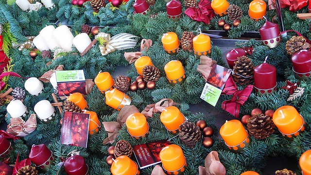 Christmas Decorations Migros Langendorf
