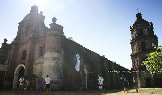 Santa Maria Church in Ilocos Sur