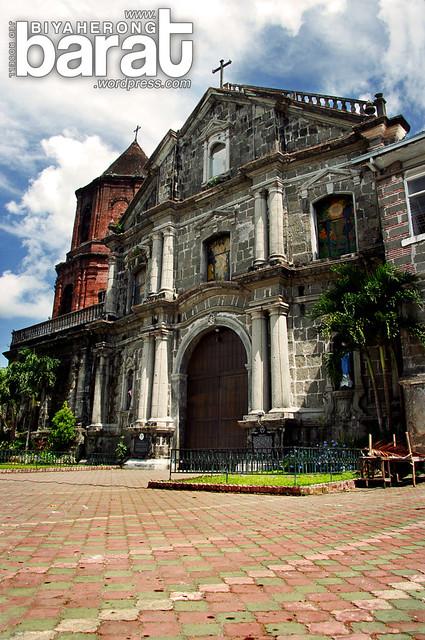San Antonio De Padua De Pila Laguna Church