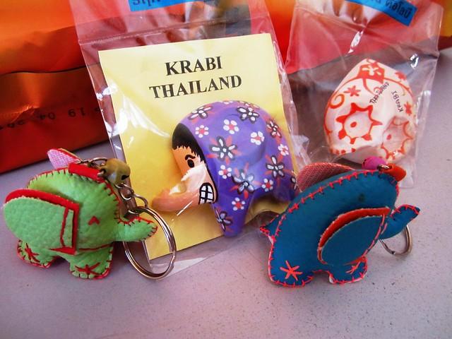 Krabi souvenirs