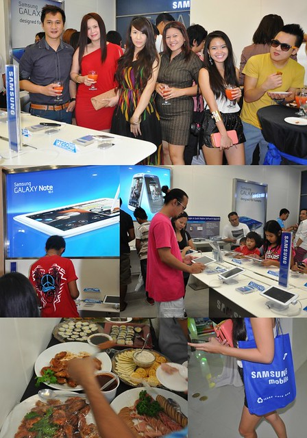 Samsung Laoag Opening 2