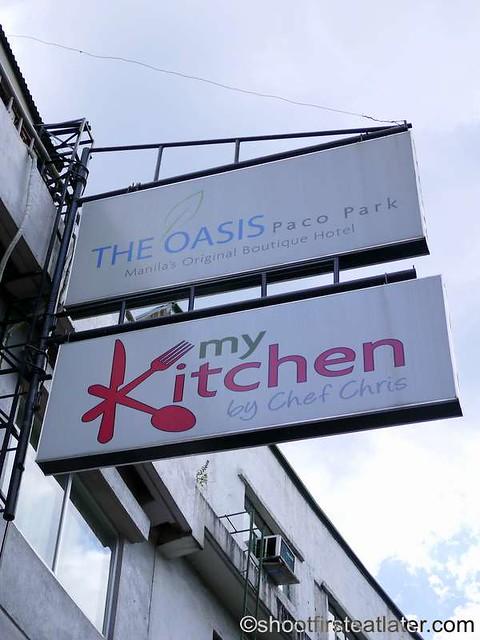 My Kitchen by Chef Chris-001