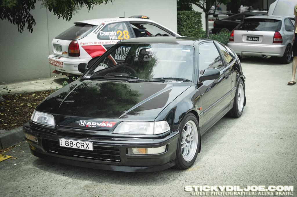 zen garage crx