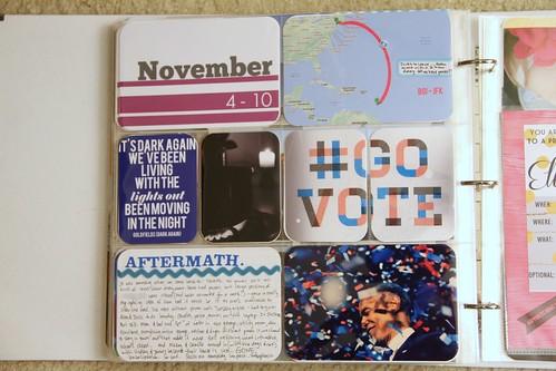Project Life: November