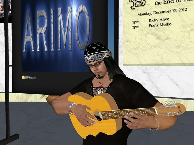 Arimo LIve