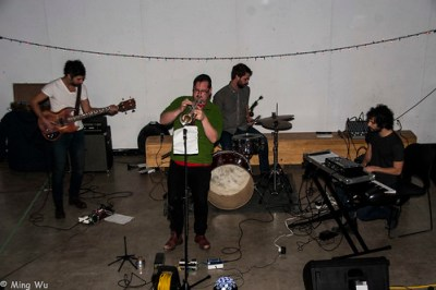 Adam Saikaley @ The Pit in Carleton U
