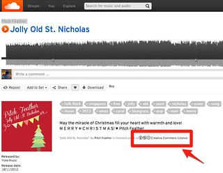 Jolly Old St. Nicholas by Pitch Feather on SoundCloud - Create, record and share your sounds for free