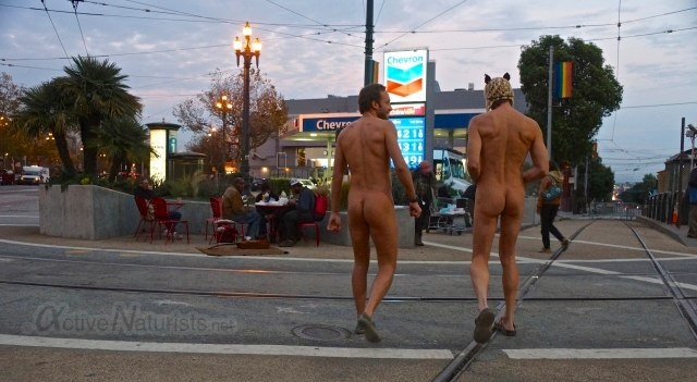 naturist 0000 Castro District, San Francisco CA, USA