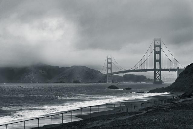 Golden Gate #2 - Baker Beach - 2012
