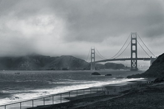 Golden Gate #2 - Baker Beach - 2012