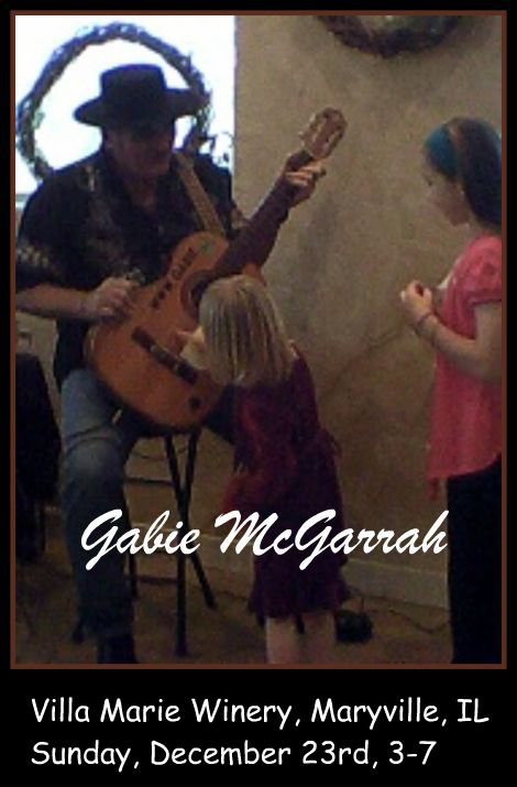 Gabie McGarrah 12-23-12