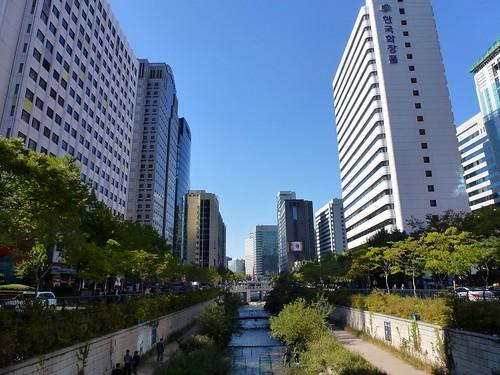 Cheonggye Stream, Seoul