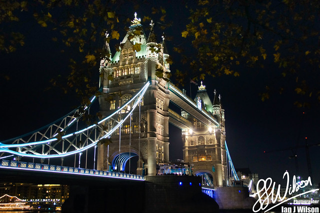 Tower Bridge – Daily Photo (1st December 2012)
