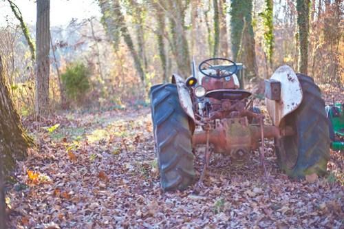 TractorFall