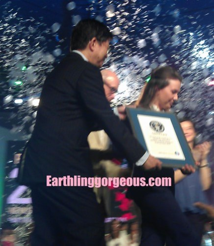 New Glorietta Vibe Guiness World Record event