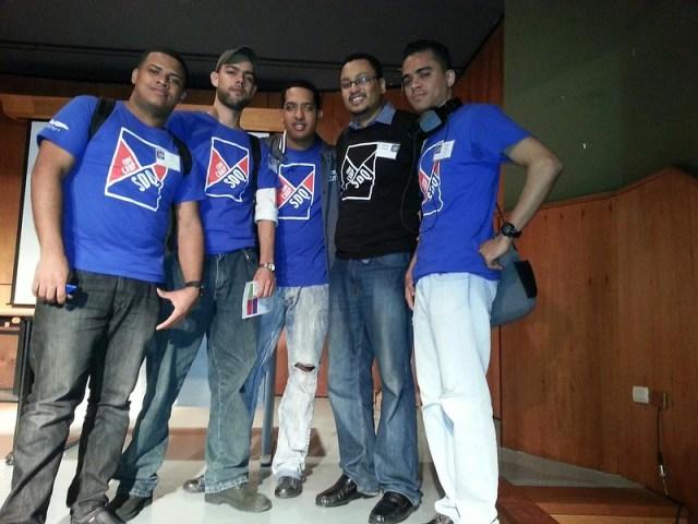 La Liga de la Justicia en CodeCampSDQ
