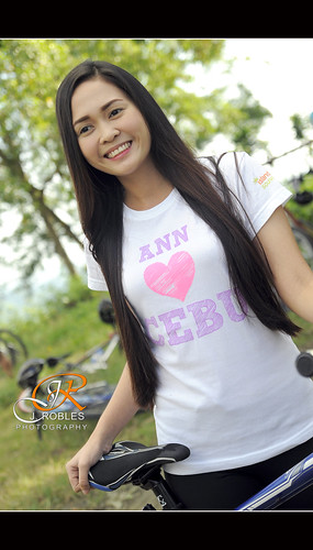 Miss Cebu 2013 (Adventure Cebu Photo op)