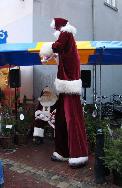 Dutch Saint Nick